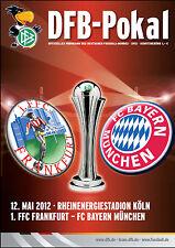 DFB-Pokalfinale 12.05.2012 1. FFC Frankfurt - FC Bayern München in Köln
