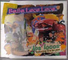 Los Locos- Baila Loco Loco cd maxi single