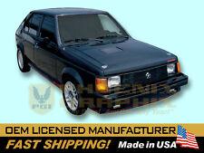 1984 1985 1986 Dodge Omni GLH Turbo Decals & Stripes Kit