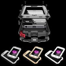 Peau Housse étanche métal aluminium Gorilla pour l'iPhone 4S 6 Plus 4 5 5S 5C