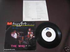 "The Who Happy Japan Promo WL Vinyl 7"" Townshend MOD"