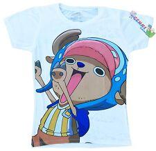 **License** One Piece SD New World Chopper Juniors T-Shirt #59652