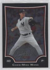 2009 Bowman Chrome #5 Chien-Ming Wang New York Yankees Baseball Card
