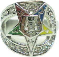 Eastern Star Stone Wrap Ladies Ring