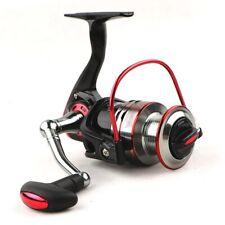 10+1 BB Ball Bearing Gear CNC Metal Rock Arm Spool Spinning Fishing Reel 5.1:1