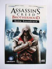 ASSASSIN'S CREED BROTHERHOOD - COLONNA SONORA - CODEX