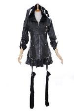 mn-26 TOKYO GHOUL TOKA Nero Pelle PU punk gotico Costume giacca gonna cosplay
