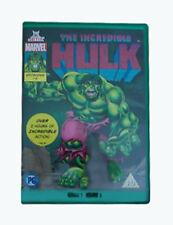 The Incredible Hulk - Series 1 Vol.1 (DVD, 2008) marvel originals series