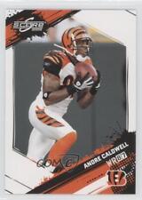 2009 Score Glossy #56 Andre Caldwell Cincinnati Bengals Denver Broncos Card