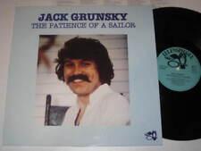 LP/JACK GRUNSKY/THE PATIENCE OF A SAILOR/1018 Eulenspie