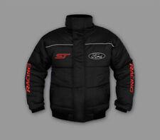 Neu Ford ST Winter Jacke, Herren Bestickt Jacket Gr. S, M, L, XL, XXL, XXXL