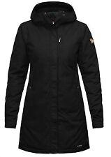 Fjäll räven Kiruna Padded Parka Women, Size L, Winter coat for ladies, black