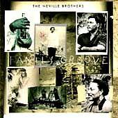 Family Groove [UK Bonus Track] by Neville Brothers (CD, Jun-1994, Universal Dist