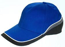Arbeitskappe Baseball cap blau/grau