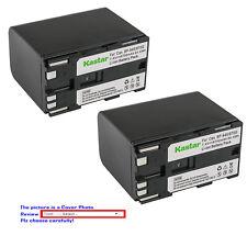 Kastar Replacement Battery for Canon BP-970G BP-945 & Canon V500 V520 FV1 G10