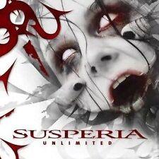 Susperia: Unlimited  Audio CD