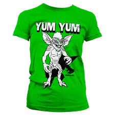 Officially Licensed Gremlins Yum Yum Women's T-Shirt S-XXL Sizes