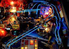 Twilight Zone Pinball Interactive Blue Light Wire Mod