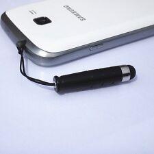 mini stylet pour les téléphones smartphones , couleur noir