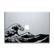 Japanese The Great Wave off Kanagawa Macbook decal