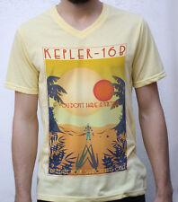 Kepler 16B Maglietta Design, exoplanets Vacanza