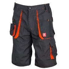 Mens  Heavy Duty Cargo Work Short Combat Trousers Tool Pants