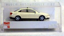 Busch: Audi A4 Limousine / Avant in verschiedenen Variationen in H0, N E U & OVP
