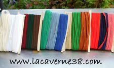 1/4m Passepoil coton 15mm qualité française mercerie couture tissus