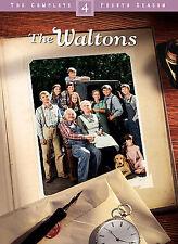The Waltons: Season 4, Jon Walmsley, Ralph Waite, Michael Learned, Ellen Corby,