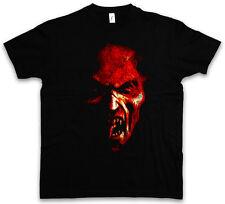 Demon Head T-shirt PENTACOLO demone spregiativa inferno Diavolo Satana Satanism chiaro