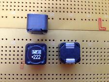 2200uH 430mA 3.7Ω Induttore CON FERRITE SCHERMATO ± 20% WURTH 1210 SMD Multi Qtà