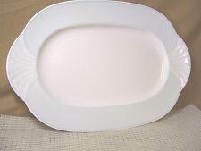 Villeroy & Boch China Delta Pattern Oval Serving Platter