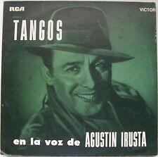 Austin Irusta Tangos En La Voz De 1978 RCA VICTOR NMINT