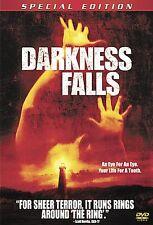 **Darkness Falls (DVD, 2003, Audio English & Francais) Emma Caulfield