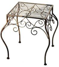 Tables maisoneBay carrés en pour la métal d'appoint yvb7gYf6