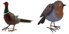 Supa Garden Ornaments Metal Birds Animals Garden Decor Rustic Decorations