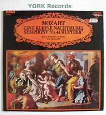 CCV 5000 - Mozart - Eine Kleine Nachtmusik / Sym 41 - BOSTON SO - Ex LP Record