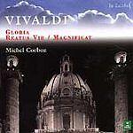 VIVALDI - GLORIA BEATUS VIR / MAGNIFICAT - MICHEL CORBOZ LIKE NEW - F454