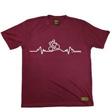 Impulso di Ciclismo Mountain Bike Traspirante Top T Shirt Dry Fit T-shirt