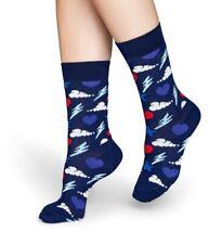 Happy Socks - Socken - Storm Socks blau / lila / weiß - 36-40 + 41-46