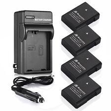 EN-EL14a Battery Charger for Nikon D3300 D3200 D3100 D5100 D5200 D5300 D5500 Df
