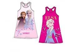 Disney Die Eiskönigin 2 Frozen II Sommerkleid Rosa oder Pink NEU