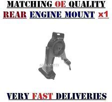 FOR TOYOTA AVENSIS 1.8 03 04 05 06 07 08 09 REAR BACK ENGINE MOUNT ZZT251 VVTI