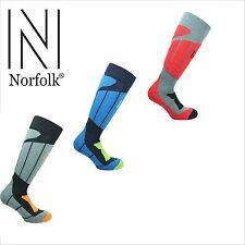Norfolk Ski CLIMAYARN® Wool Men's Sock STYLE: HENRIK