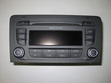 Audi A3 8P Facelift Radio Concert MP3 CD Player Tuner Doppel DIN 8P0035186P