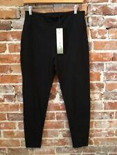 DG2 Diane Gilman Black Comfort Waist Jersey Knit Legging NEW