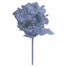 Vickerman Hydrangea Flower Flower Pick 1 Yr Seasonal Warranty (MULTIPLE OPTIONS)