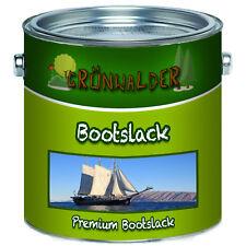 Grünwalder premium Yachtlack Bootsfarbe Yachtfarbe Parkettlack Polyurethanlack