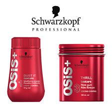Schwarzkopf Professional Osis+ Dust It mattifying powder 10g - Thrill fibre gum!