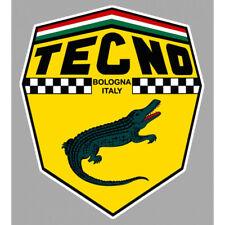 TECNO Sticker  vinyle laminé